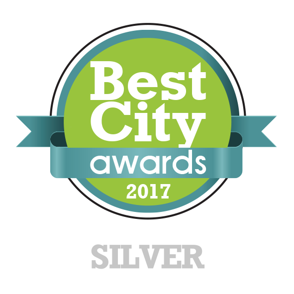 Best City Awards 2017-SILVER